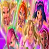 Winx Fairy Slide Puzzle
