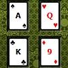 Poker Square Solitaire