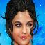 Selena Gomez Christmas Makeove ..
